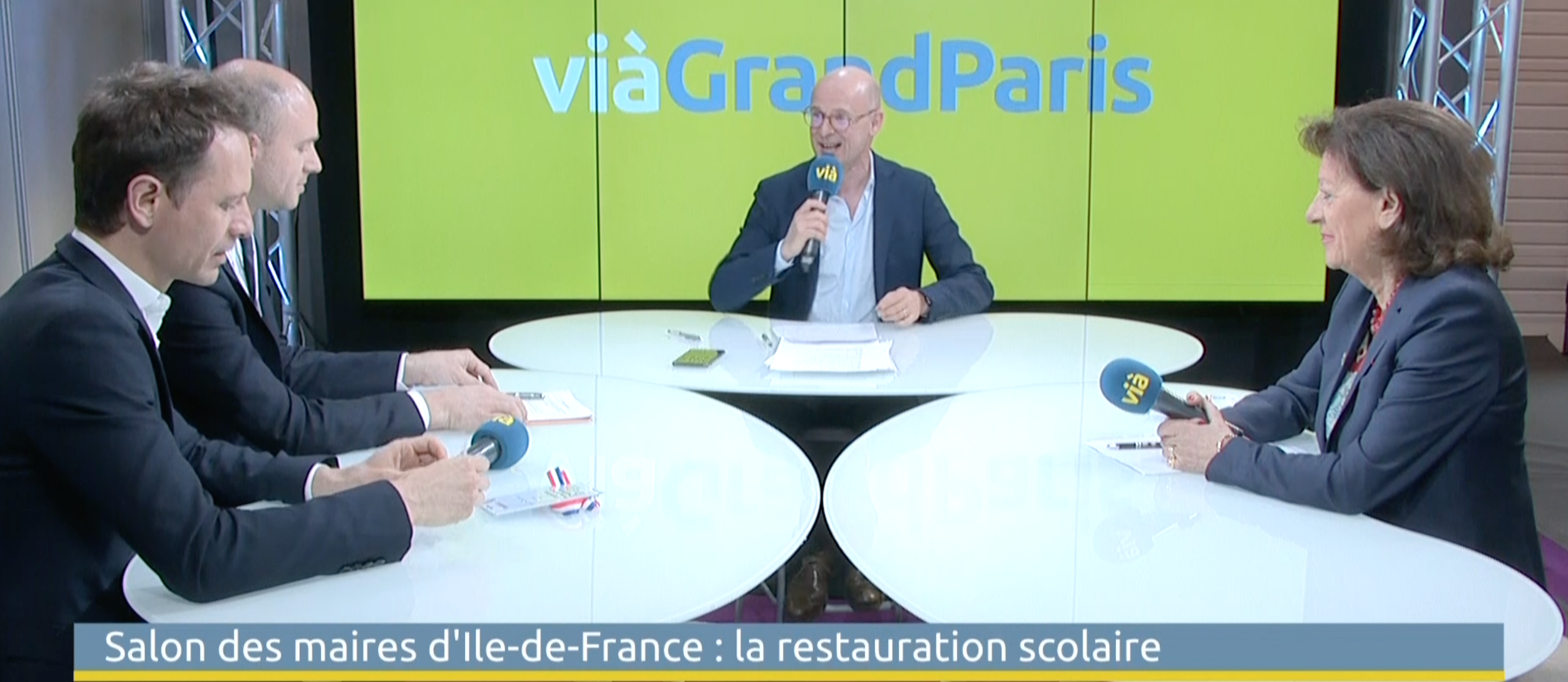 ViaGrandParisInterviewEducationSMIDF2019