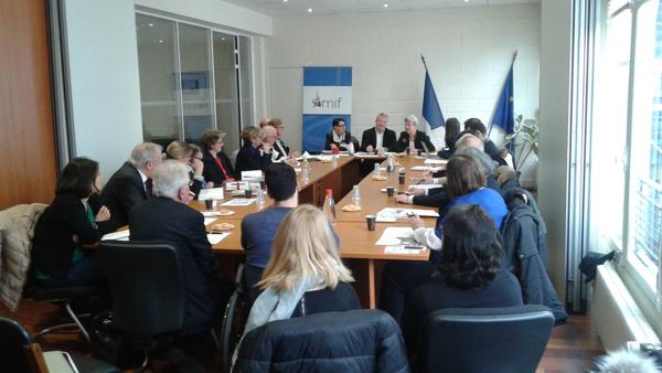 Commission Action sociale - Séance 4 - Mercredi 1er mars 9h30