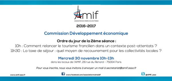 Développement économique - Séance 2 - Mercredi 30 novembre 10h