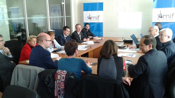 Commission Développement Economique - Lundi 2 mai 14h