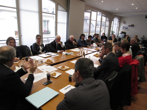 Commission Prévention, Sécurité - séance 1 - 10 novembre 9h