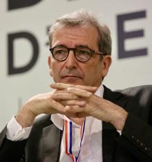 L'Elu solidaire du mois : Jean-Pierre Enjalbert, Maire de Saint-Prix