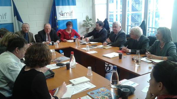Commission Environnement - Séance 3 - Lundi 23 janvier 15h30