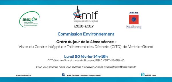 Commission Environnement - Séance 4 - Lundi 20 février 14h-16h