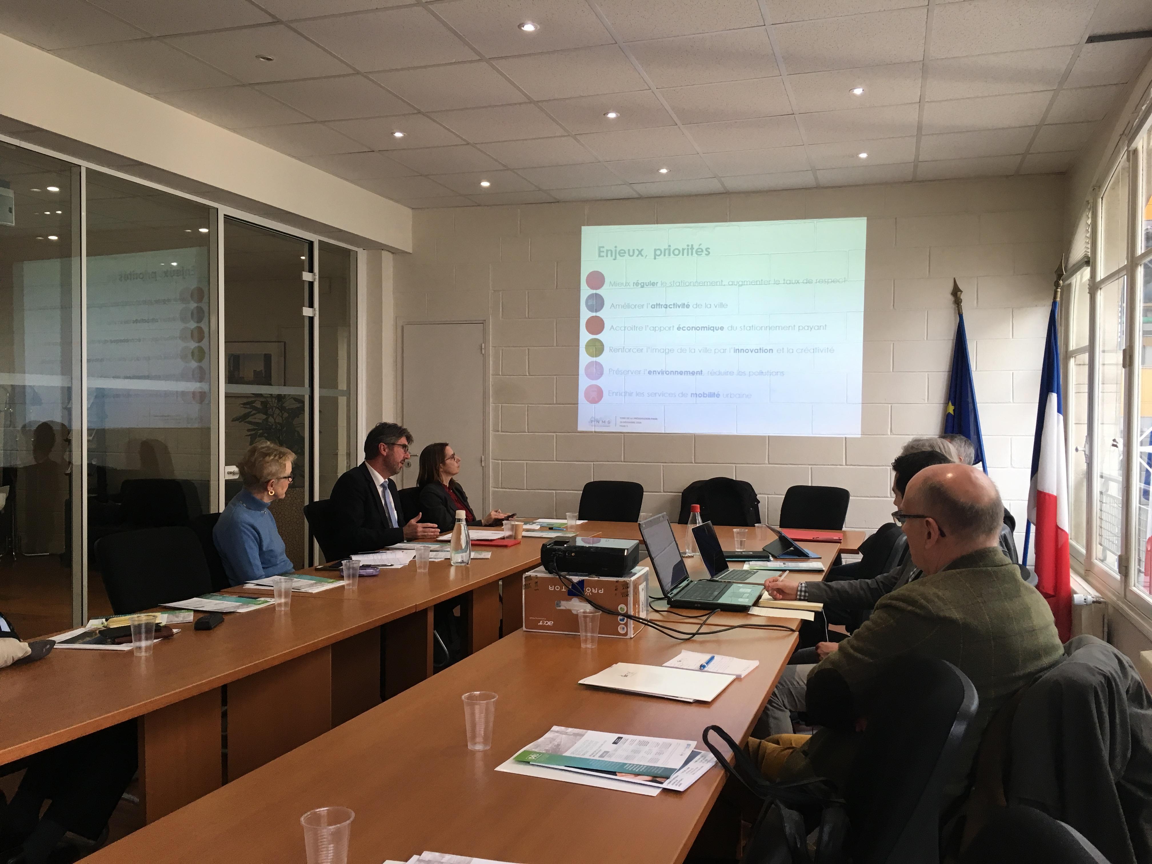 Commission Transports - Séance 2 - Lundi 20 novembre 2017 - 14h-16h