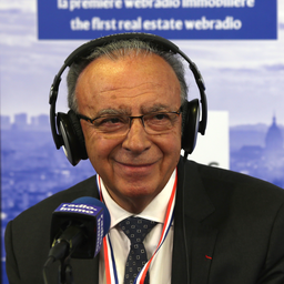 SMIDF 2017 : Jacques JP Martin est sur radio Immo