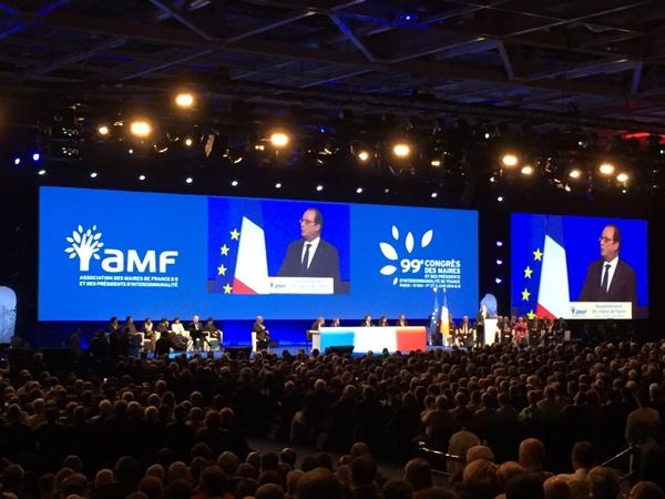 L'AMIF accorde un « peut mieux faire » au Président de la République
