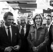 Présidentielle/Amif : les candidats face aux Maires franciliens