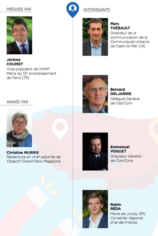 #SMIDF : Inscrivez-vous  à la Conférence Communication locale