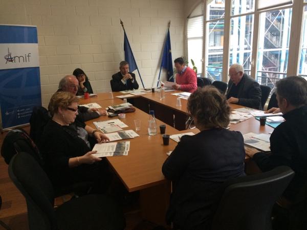 Commission Prévention, Sécurité - Séance 3 - Mardi 28 février 14h