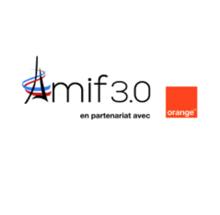 Un Salon connecté avec le stand AMIF 3.0