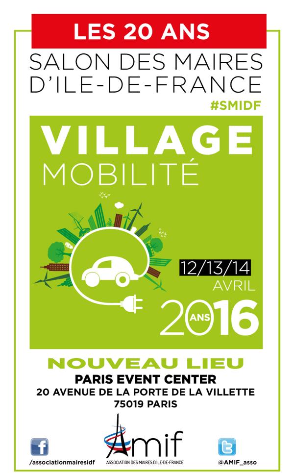 Assistez à la Conférence mobilité urbaine coordonnée par ERDF