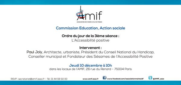 Commission Éducation, Action sociale - Séance 3 - Jeudi 10 décembre 2015 10h