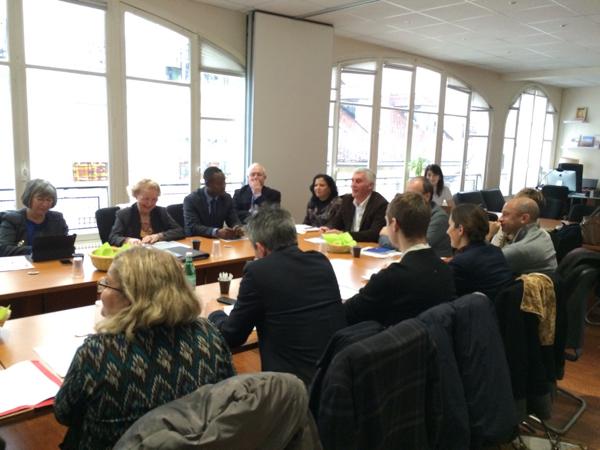 Commission Education, Action sociale - Séance 5 - Vendredi 4 mars 10h