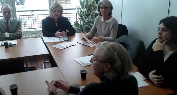 Commission Education, Action sociale - Séance 1 - Mercredi 14 octobre 8h30