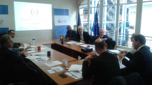 Commission Finances - Séance 5 - Jeudi 10 mars 15h