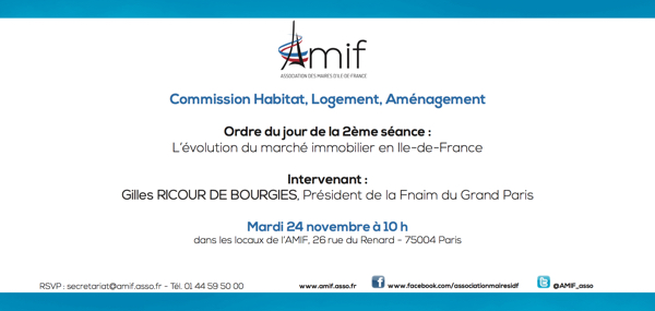 Commission Habitat - Séance 2 - Mardi 24 novembre 10h