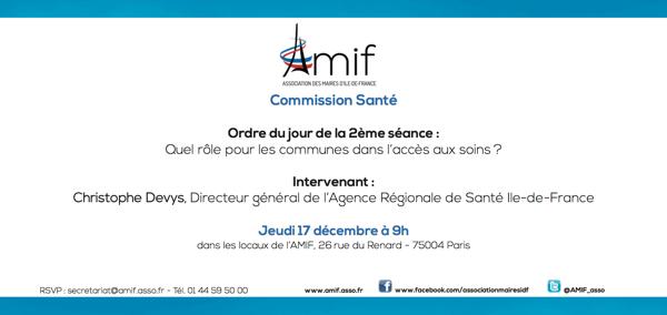 Commission Santé - Séance 2 - Mardi 17 décembre 9h