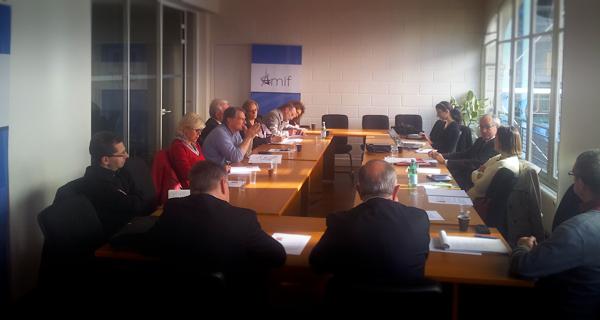 Commission Transports - Séance 2 - Mardi 13 octobre 14h